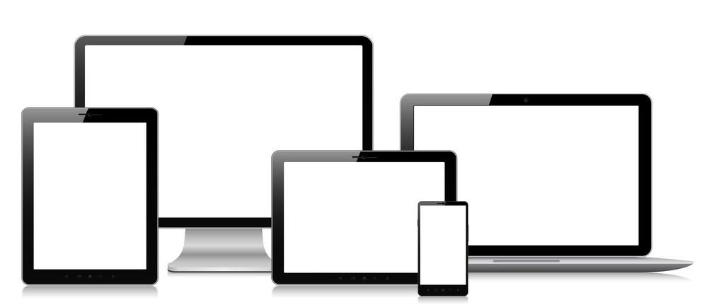 Computer Laptop Tablet Phone